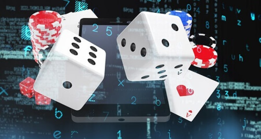Spiele in einem mobilen Casino