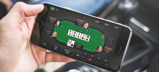 Poker auf dem iPhone