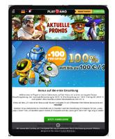 Boni im iPad Casino