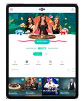 Roulette im iPad Casino