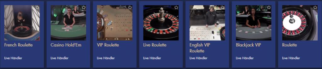 Bondibet casino Live händler